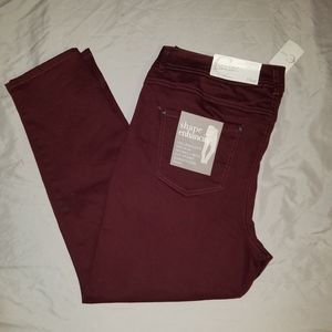 Cato shape enhancing jeans. New with tags.